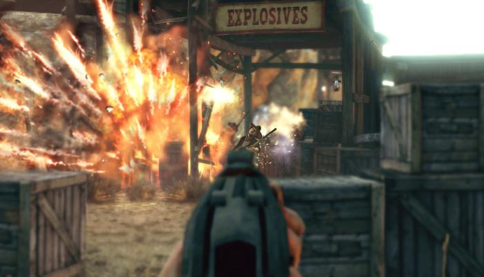 к игре Call of Juarez: Bound in Blood