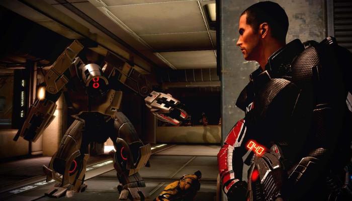 к игре Mass Effect 2