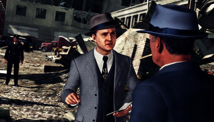 к игре L.A. Noire