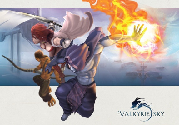к игре Valkyrie Sky