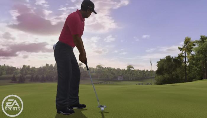 к игре Tiger Woods PGA Tour 10