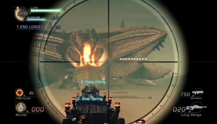 к игре Lost Planet 2