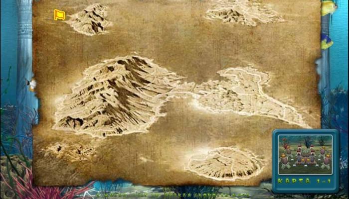 к игре Treasures of the Deep