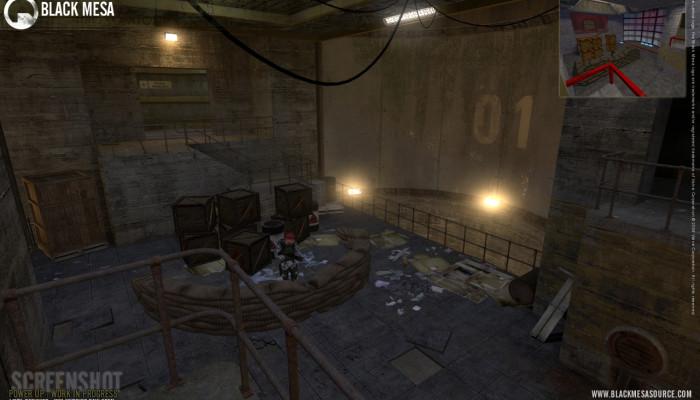 к игре Black Mesa