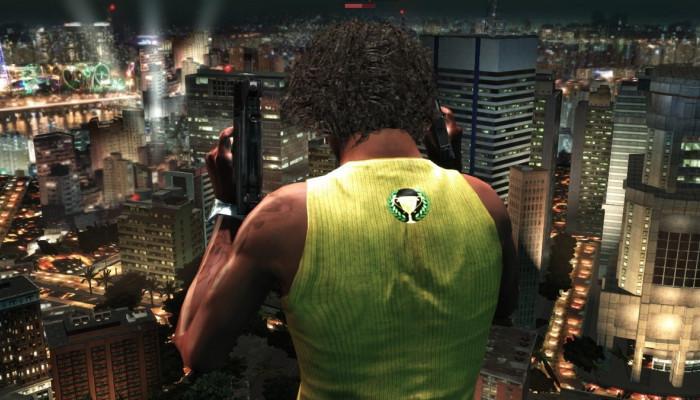 к игре Max Payne 3