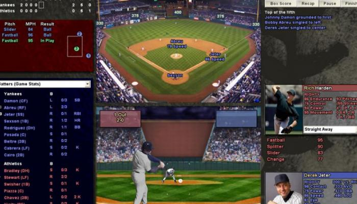 к игре Baseball Mogul 2010