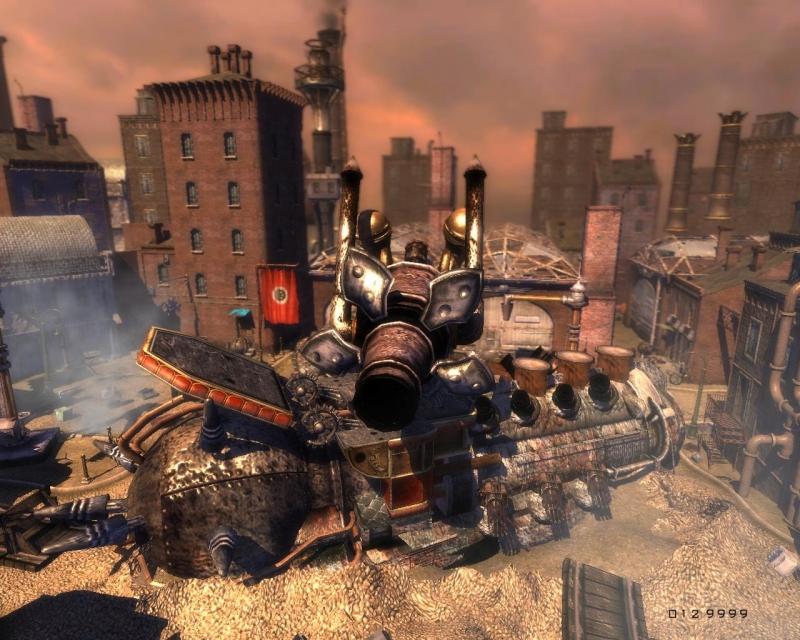 Другой мир / Steam Slug (RUS) [RePack] от R.G. Механики