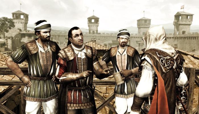 к игре Assassin's Creed 2