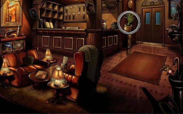 к игре Nancy Drew Dossier: Lights, Camera, Curses!