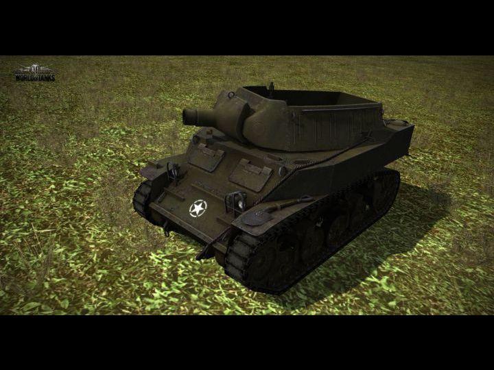 0. World of Tanks. Скриншоты новых танков которые появятся в патче 0.7.2.