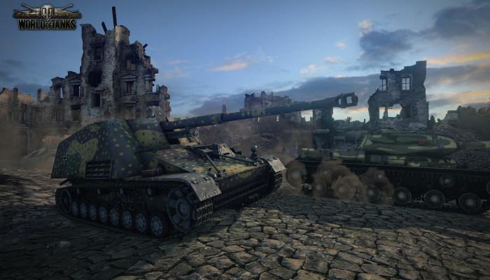 обзоры танков в игре ворлд оф танк
