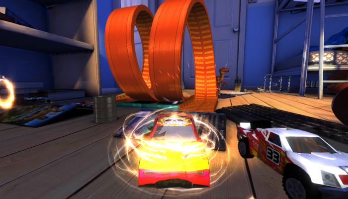 к игре Hot Wheels: Beat That!