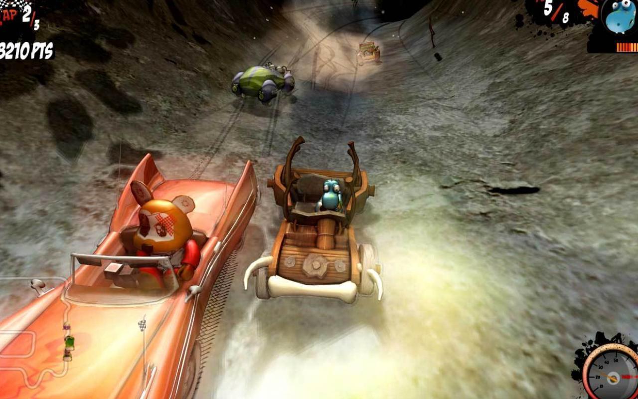screenshots smashing toys
