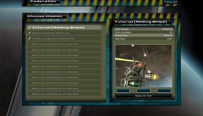 к игре Gratuitous Space Battles
