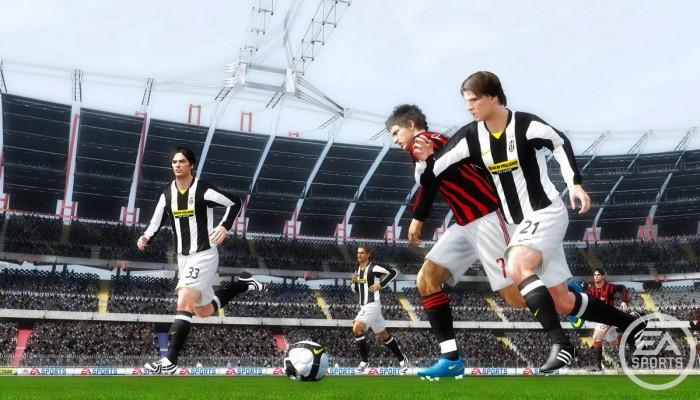 к игре FIFA 10