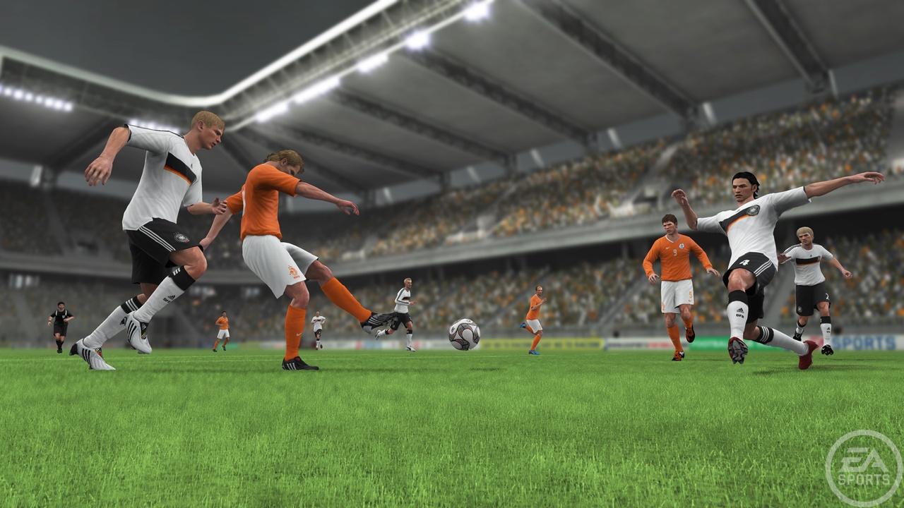 Игры футбол фифа 10 скачать на компьютер