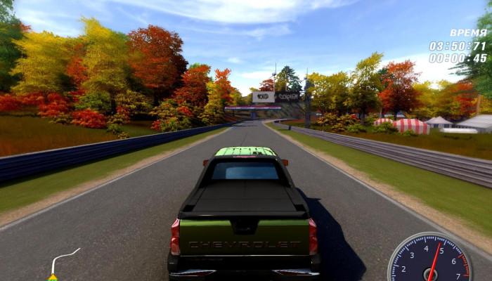 к игре Chevrolet Racing