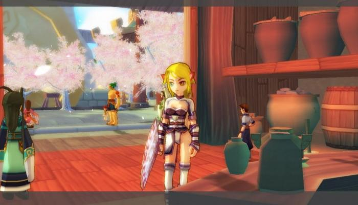 к игре Dream of Mirror Online