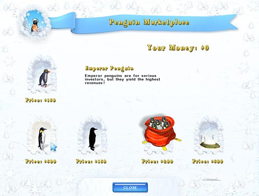 к игре Penguins Mania