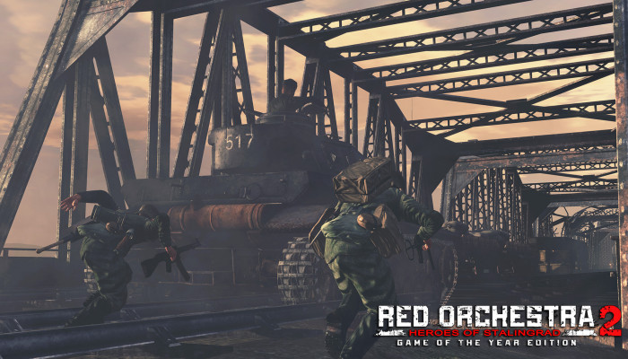 к игре Red Orchestra 2: Heroes of Stalingrad