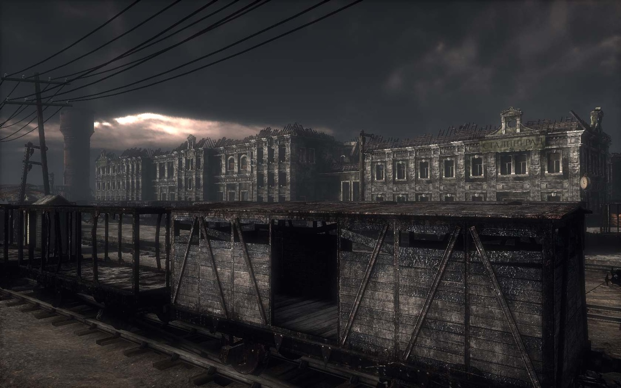 screenshots red orchestra: heroes of stalingrad