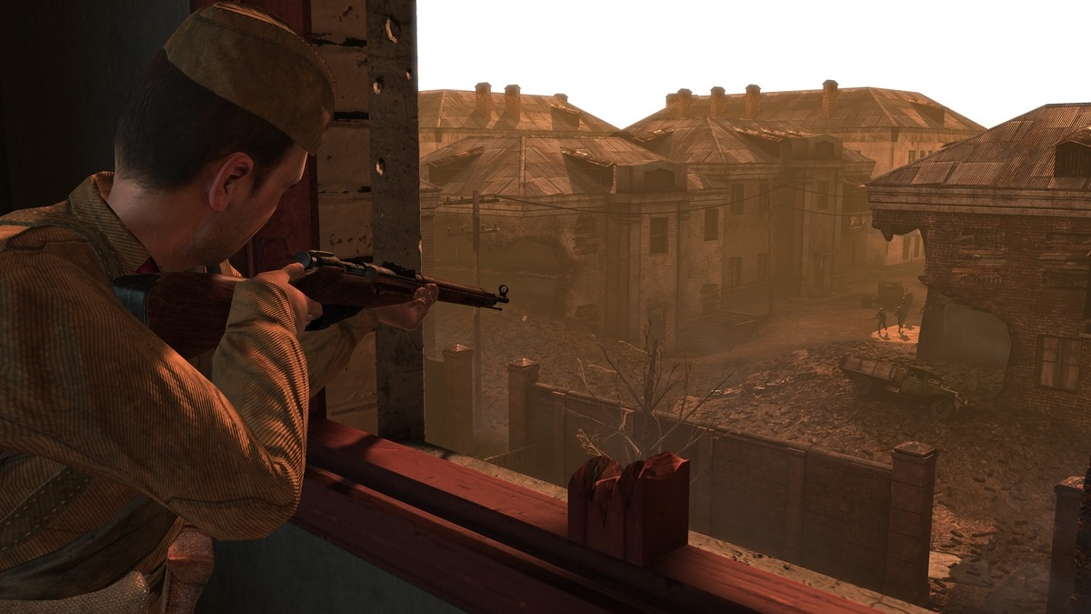 screenshots red orchestra 2: heroes of stalingrad