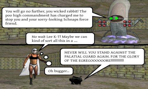 к игре Wrath of the Poo
