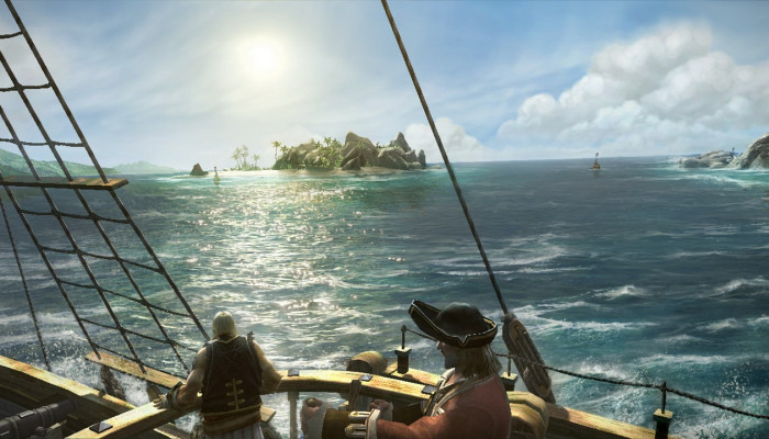 к игре Pirates of the Caribbean: Armada of the Damned
