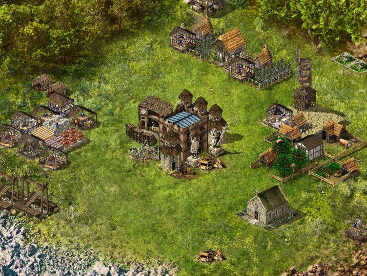 Обновление европа для stronghold kingdoms