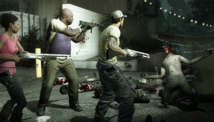 к игре Left 4 Dead 2