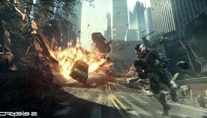 к игре Crysis 2
