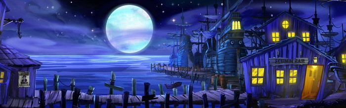 к игре Secret of Monkey Island: Special Edition, The