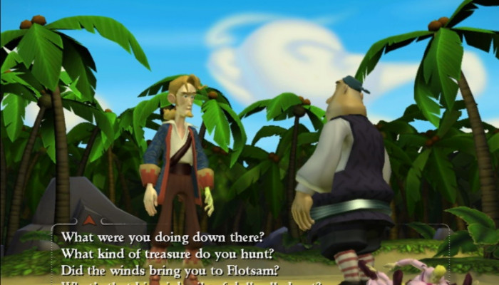 к игре Tales of Monkey Island: Chapter 1 - Launch of the Screaming Narwhal