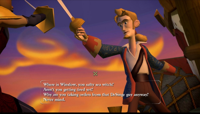 к игре Tales of Monkey Island: Chapter 2 - The Siege of Spinner Cay