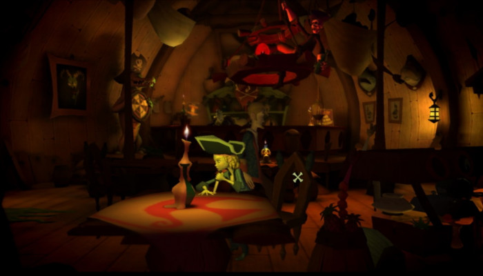 к игре Tales of Monkey Island: Chapter 4 - The Trial and Execution of Guybrush Threepwood
