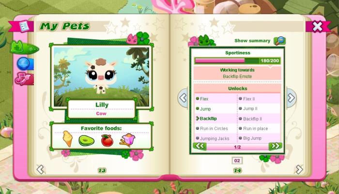 к игре Littlest Pet Shop Online
