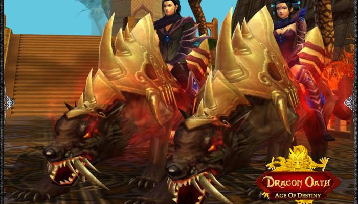 к игре Dragon Oath