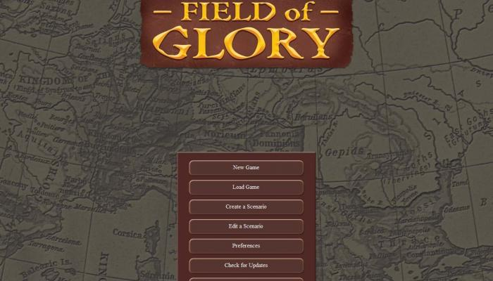 к игре Field of Glory