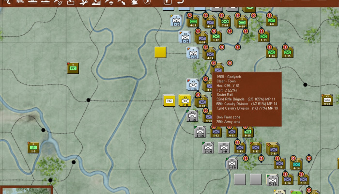 к игре Gary Grigsby's War in the East: The German-Soviet War 1941-1945