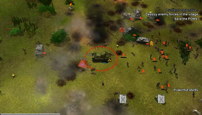 к игре Cannon Strike