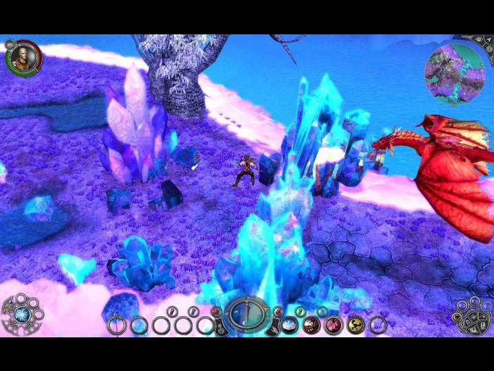 Поиск по скриншотам. 28.08.2009 дополнить скриншоты к Sacred 2: Ice &