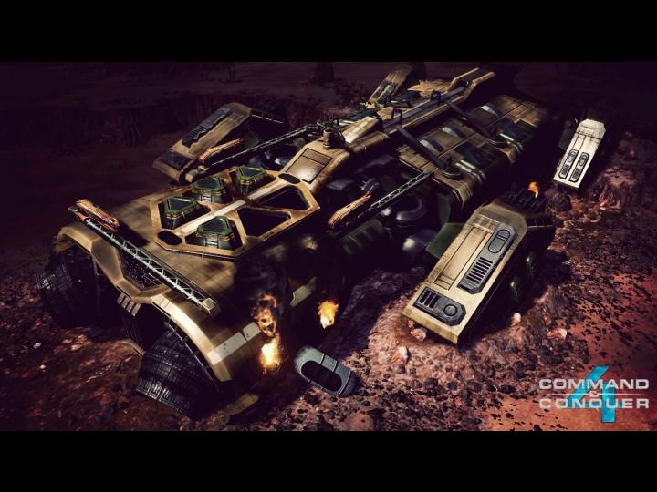 Command & Conquer 4: Эпилог / Command & Conquer 4: Tiberian Twiligh