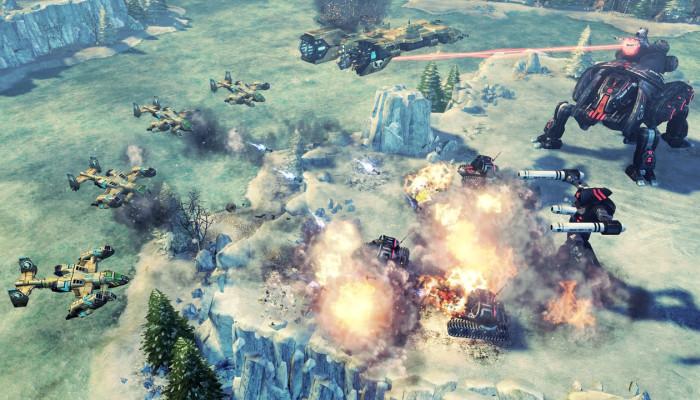 к игре Command & Conquer 4: Tiberian Twilight