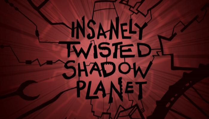 к игре Insanely Twisted Shadow Planet