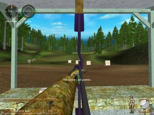 к игре Hunting Unlimited 2010