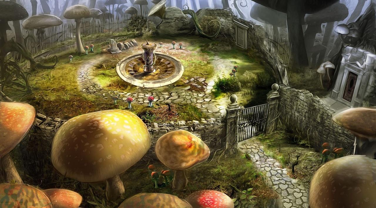 Alice In Wonderland Игра Скачать