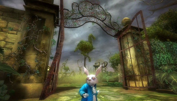 к игре Alice in Wonderland