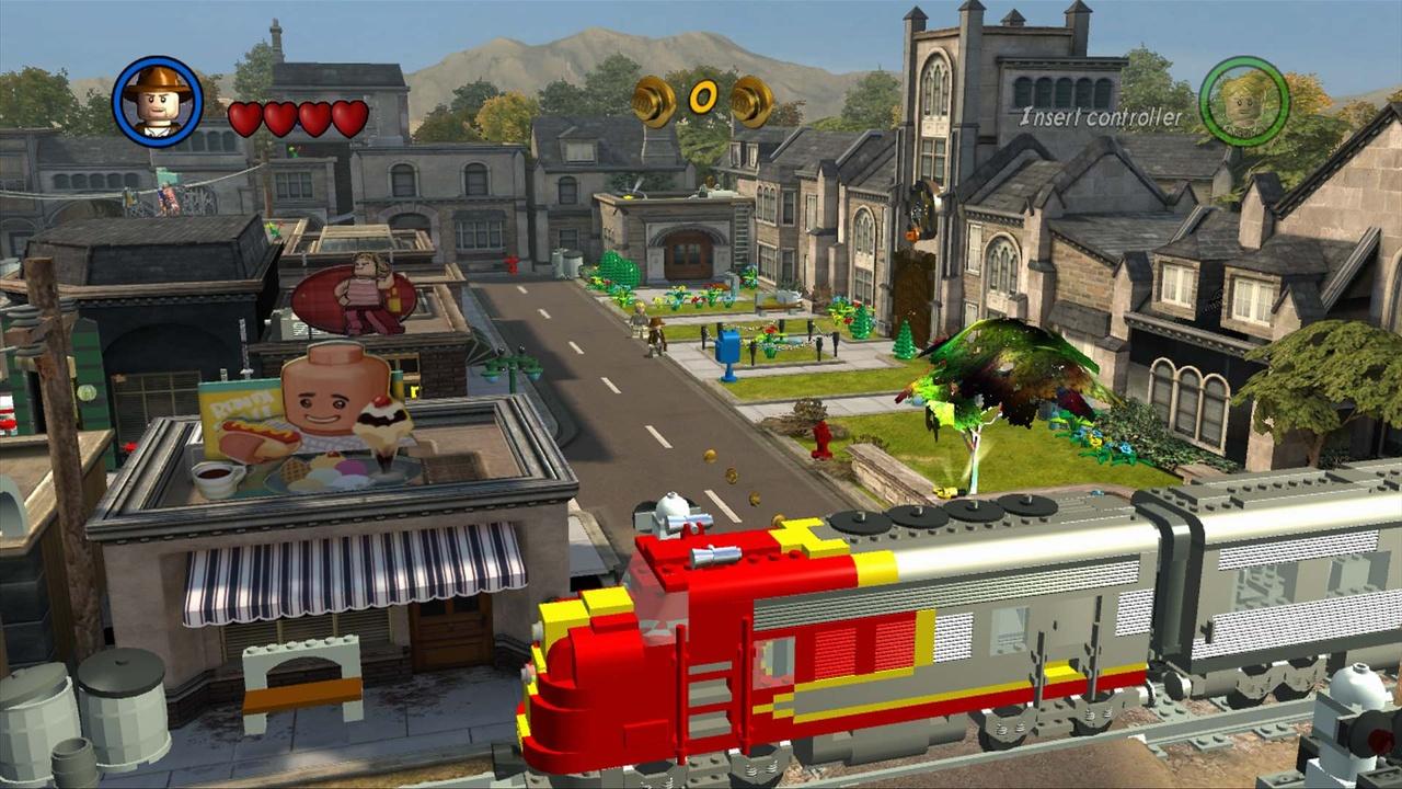 Коды На Лего Индиана Джонс 2 Приключение Продолжается