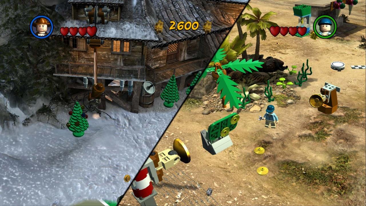 Коды На Игру Lego Indiana Jones 2 The Adventure Continues