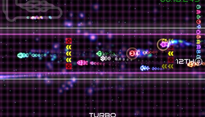 к игре Super Laser Racer